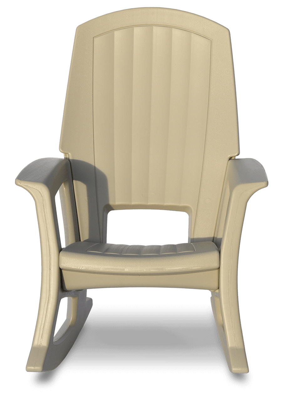 Picture of: Rockaway Outdoor Rocking Chair